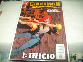 Cinnamon: El Ciclo #1 (Oct 2003, DC) - $2.50
