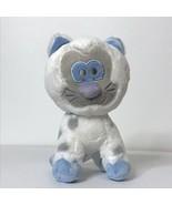 "Disney Parks Expedition Everest Snow Leopard Plush Cat Stuffed Animal 8""... - $28.59"