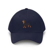 Dachshund Unisex Twill Hat - $21.00