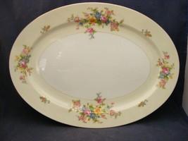 """Fayette Royal Embassy Oval Serving Platter 16.25"""" Turkey Size - $19.95"""