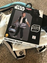 Disney Millennium Falcon Star Wars Toddler Costume NEW Rubie's Dress Up ... - $19.79