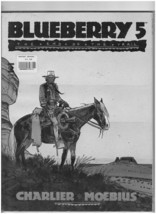 Blueberry 5, End of the Trail, Titan Books (UK) c1990 1st printing 18528... - $69.21