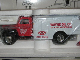 First Gear,Wayne  51 Ford F-6 Tanker,,NEW,#18-1016-1/34 Scale-FREE SHIPPING - $35.00
