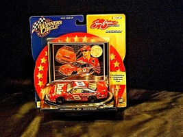 Winners Circle red #8 Spirit of the Night!- Sam Bass Collection (Card and Car)