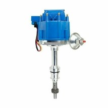 HEI Complete Distributor 65K Coil One-Wire Installation Blue Cap image 2