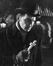 Dracula Peter Cushing Holding Cross Hammer 16X20 Canvas Giclee - $69.99