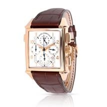 Girard Perregaux Vintage 1945 GMT Chronograph 25975 Men's Watch in 18kt ... - $9,650.00