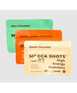 Mocca Shots Caffeine Gummies Variety Pack (3x2 shots, 100mg caffeine/shot) - $11.99