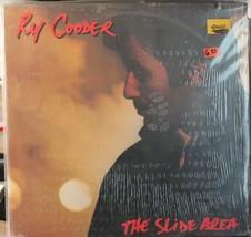 Ry Cooder The Slide Area Vinyl LP Record Album - $14.99