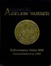 USS Coral Sea CV-43 Mediterranean 1989 1990 Fin... - $148.49