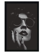 24x36 Poster Frame in Black made of Eco-friendly Wood and Polished Plexi... - $74.18+