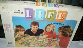The Game of Life Board Game Milton Bradley #4000 -COMPLETE - $30.00