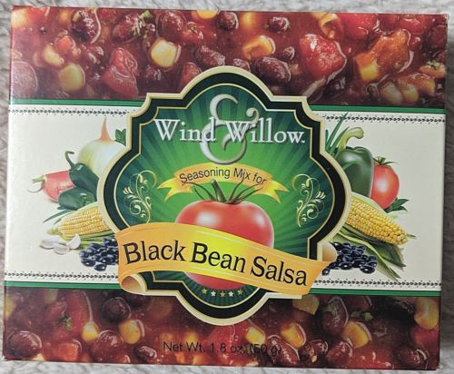 Wind And Willow 3338 Seasoning Mix For Black Bean Salsa About 40 Servings