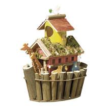 Birdhouse - Noah's Ark - $17.95