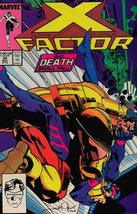 X-Factor, Edition# 34 [Comic] [Nov 01, 1988] Marvel - $3.91