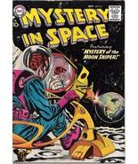 Mystery In Space Comic Book #46, DC Comics 1958 FINE - $52.17