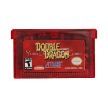 Nintendo GBA Video Game Cartridge Console Card Double Dragon Advance Eng... - $12.99
