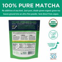 Jade Leaf Matcha, Organic Japanese Culinary Grade, Powdered Tea,  0.7 Oz image 2