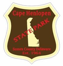 Cape Henlopen State Park Sticker R4902 Delaware You Choose Size - $1.45+
