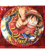 One Piece Can Badge Button Monkey D Luffy Yakara BEST30 Eiichiro Oda Ani... - $27.71