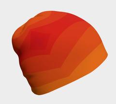Shades of Orange Beanie - ₨2,034.64 INR