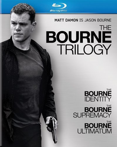 The Bourne Trilogy (Blu-ray, 3-Disc Set)