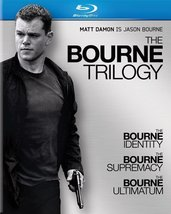 The Bourne Trilogy (Blu-ray, 3-Disc Set)