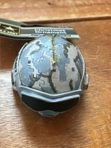 Estate Kurt S. Adler Rubbery Plastic US Army Helmet Christmas Tree Ornam... - $11.29