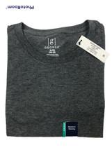 New! George Men's Crew  T-Shirt XL Gray - $3.96
