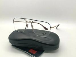Ray-Ban Optical Rb 6441 3049 BLUE/ROSE Gold Eyeglasses Frame 59-17-145MM - $77.85