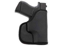 Galco StukOn-U Gripper Shell Pocket Carry Holster, Color Black, Fits Rug... - $23.39