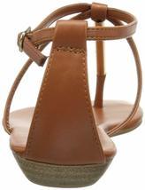DV by Dolce Vita Women's Archer Thong Sandal 11 Cognac Stella image 3