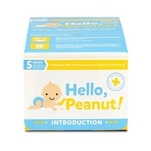 Hello, Peanut! Introduction System for A Gradual Way to Introduce Your Infant to