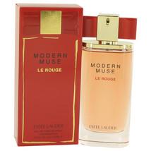 Estee Lauder Modern Muse Le Rouge 3.3 Oz Eau De Parfum Spray image 1