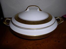 Royal Jackson Fine China - Elegance -  Round Covered Vegetable Dish - $169.95