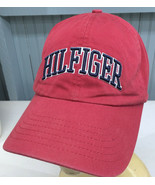 Tommy Hilfiger Since 1985 Leather Strap Letter Logo Small / M Baseball C... - $22.95