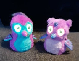 Spin Master Hatchimals Penguala Interactive teal/fuchsia & uni-owl pink/lt.pink - $16.83