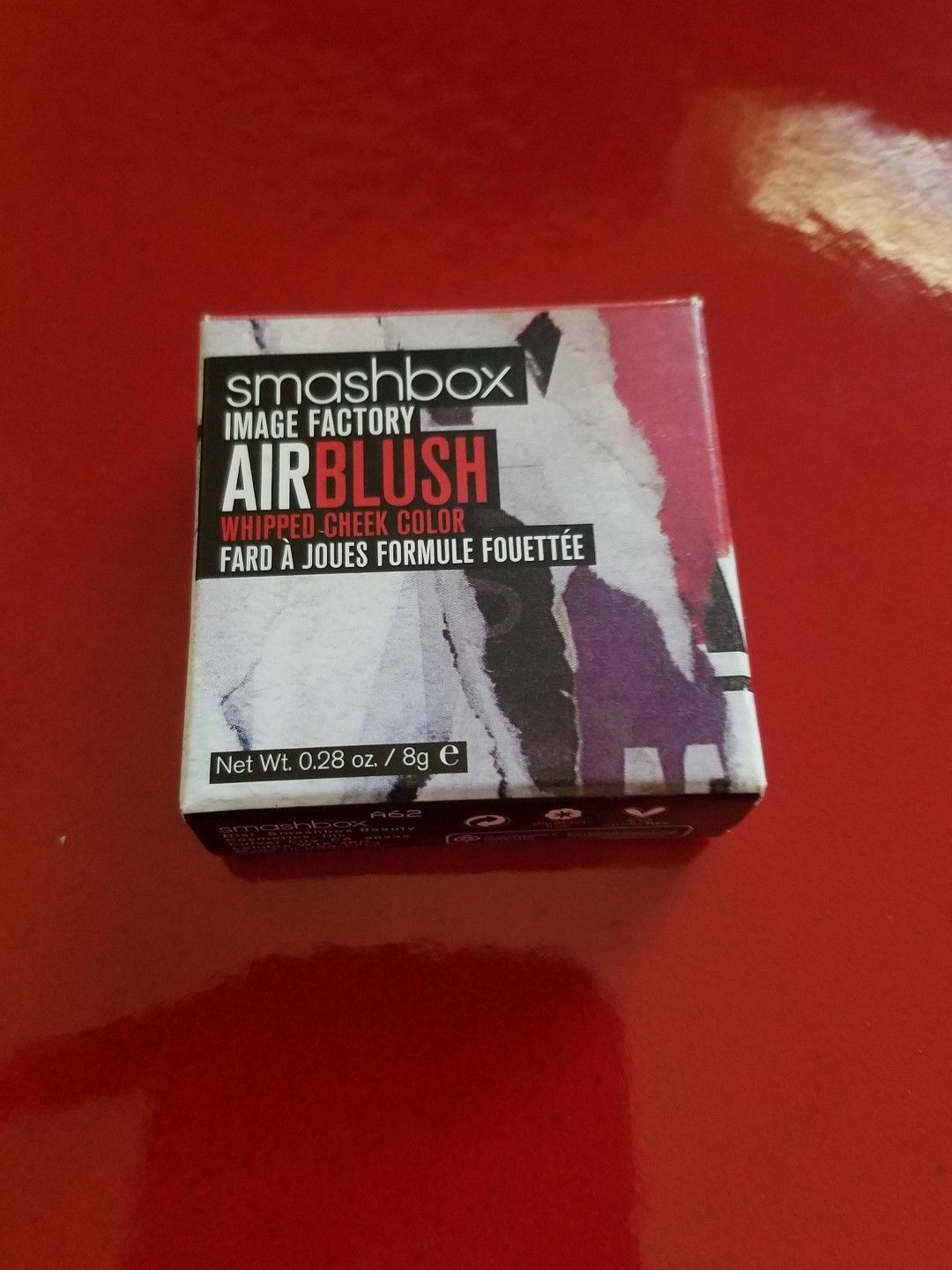 SMASHBOX IMAGE FACTORY AIRBLUSH WHIPPED CHEEK COLOR - Dusty Rose - Authentic - $24.95