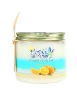 Florida Salt Scrubs Orange Body Feet Hands Bath Salt Scrub 24.2 oz Large... - $29.99