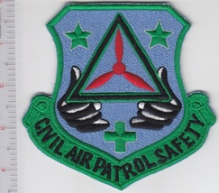 US Civil Air Patrol CAP National Safety Officer US Air Force Auxiliray USAF AUX - $9.99