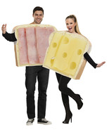 HAM AND SWISS ADULT COUPLE - $76.06