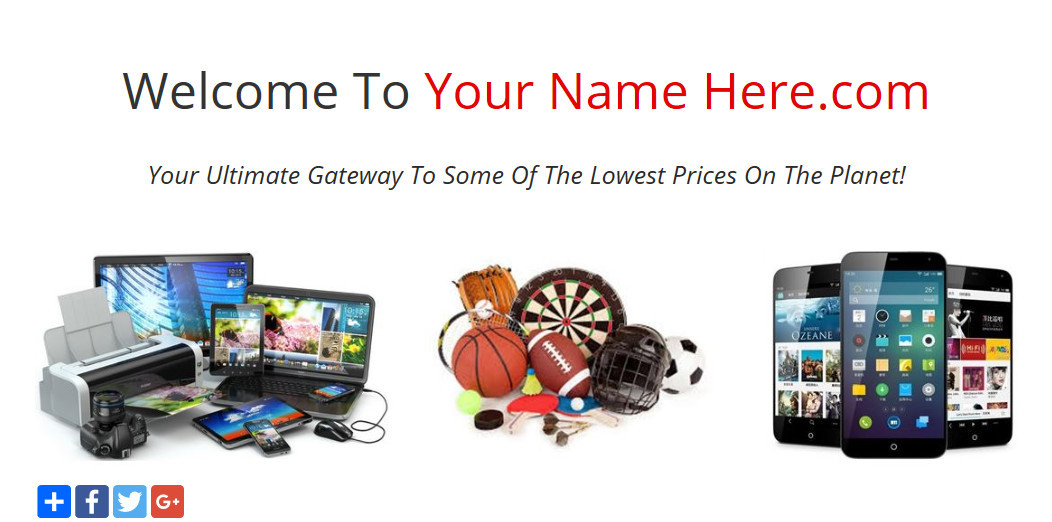 Over 200 Million Products Mega Super Webstore - Make Extra Money Online TODAY!