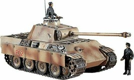 Hasegawa 1/72 German Army Panther G type plastic model MT9 - $22.11