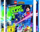 BD * LEGO DC Comics Super Heroes: Justice League: Cosmic Clash [Blu-ray]