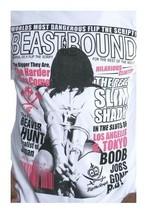 Flip the Script X Emortal 00 Collab Beast & Bound Sex Magazine Cover T-shirt