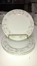 "3 Sheffield Fine China Japan Classic 501 ~ Bread / Dessert Plates 6"" - $7.39"