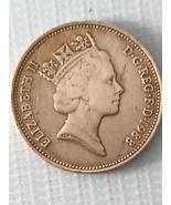 1988 2p TOW Pence UK British coin - $200.00