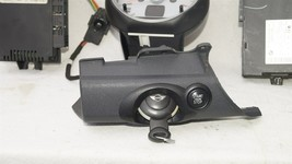09 Mini Cooper R56 ECU ECM DME CAS3 Computer Ignition Switch Fob Tach SET - 6spd image 2