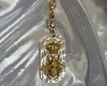 Bee purse fob with crystals spet 12 thumb155 crop