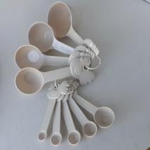 Nesting Measuring Cup Spoons 1/4Tsp 1/2 Tsp 3/4Tsp 1Tsp 1Tbsp - $18.99